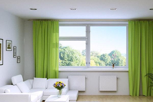 Уют дома с пластиковыми окнами
