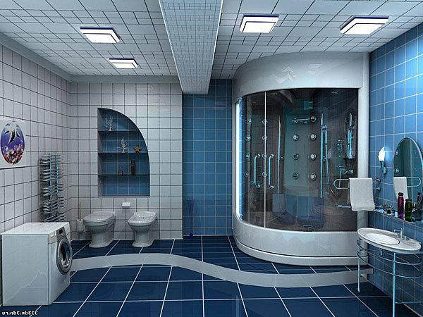 Качественный ремонт в ванной комнате – уют в доме