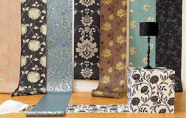 Какие выбрать настенные покрытия
