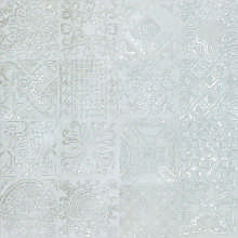Dec.Patchwork Silver Lapp 60x60