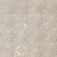 Dec.Patchwork Beige Lapp 60x60