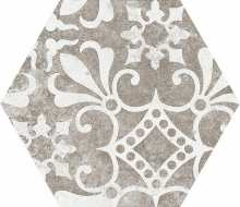 Керамогранит Hexatile Cement Garden Grey 17,5x20