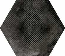 Керамогранит Urban Hexagon Melange Dark 29,2x25,4