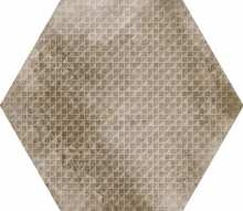Керамогранит Urban Hexagon Melange Nut 29,2x25,4