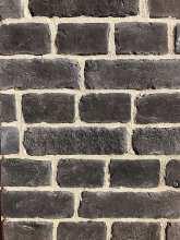Плитка под старинный кирпич Nero 24-26х7 (R3)